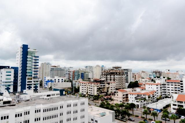 Santo Domingo cityscape